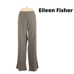 Eileen Fisher Gray Stretch Casual Pants Size XS